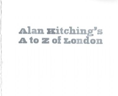 Alan Kitching, A to Z of London