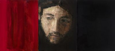 Study of Christ (after Rembrandt)