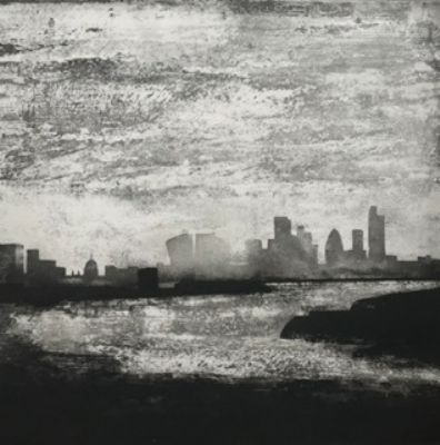Jason Hicklin, The Thames Greenwich