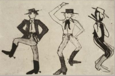 Kate Boxer, Dancing Cowboys