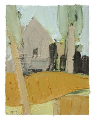 Farmhouse on Ochre Lawn