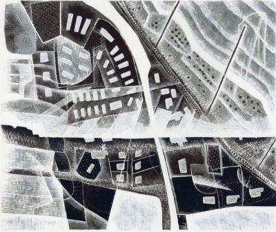 Neil Bousfield, Fragile Coast, detail