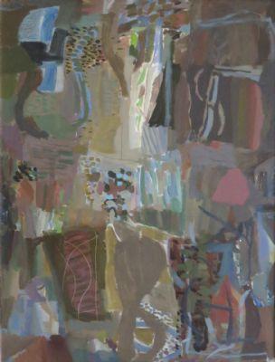 Elegiac painting