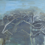 Simon Carter, Beach Huts - NORTH HOUSE GALLERY