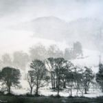 Cartmel in February - Windermere - NORMAN ACKROYD RA