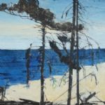 Ffiona Lewis, Atlantic Pine - SUMMER LIGHT