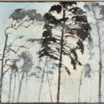 Ffiona Lewis Morning, Through Pine - SUMMER LIGHT