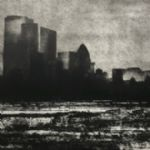 Jason Hicklin, Thames City of London - THE WINTER PRINT SHOW