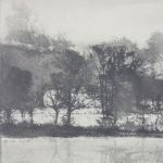 Lakeside in Winter - NORMAN ACKROYD