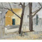 Farmhouse through Beech - FFIONA LEWIS