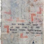 NEW IMPRESSIONS Prints by Henrietta Corbett, Jane Stobart, Sandy Sykes and Helen Wilde. Manuscript 15 Old Woods