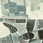 Neil Bousfield, Dividing Line - THE WINTER PRINT SHOW