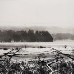 Norman Ackroyd , The Stour in Winter - ESTUARY