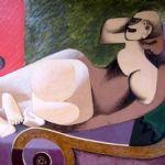 BLAIR HUGHES-STANTON (1902-1981) Paintings. Prints and Drawings from Five Decades One Figure
