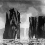 NORMAN ACKROYD RA BEYOND CAPE WRATH and SHETLAND Papa Stour