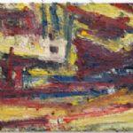 Thomas Robinson Recent Paintings Across the Pond Saxthorpe