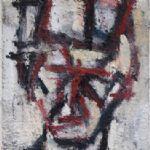 Thomas Robinson Recent Paintings Head