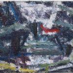 Thomas Robinson Recent Paintings Landscape Saxthorpe