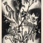 Spring Bouquet - GERTRUDE HERMES OBE, RA, RE (1901-1983)