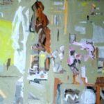 JANE LEWIS and CHARLOTTE STEWART Fresh Paint Stewart, Summer 2011 One