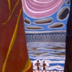 BLAIR HUGHES-STANTON (1902-1981) Paintings. Prints and Drawings from Five Decades The Cove