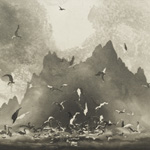 NORTH HOUSE GALLERY 10TH ANNIVERSARY SHOW Norman Ackroyd