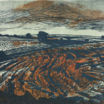 Burning Stubble 1968 - GERTRUDE HERMES