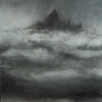 JASON HICKLIN Paintings and Etchings Little Skellig