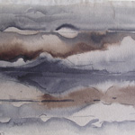 NORMAN ADAMS RA (1927-2005) THE ESSENCE OF LANDSCAPE Derwent Water